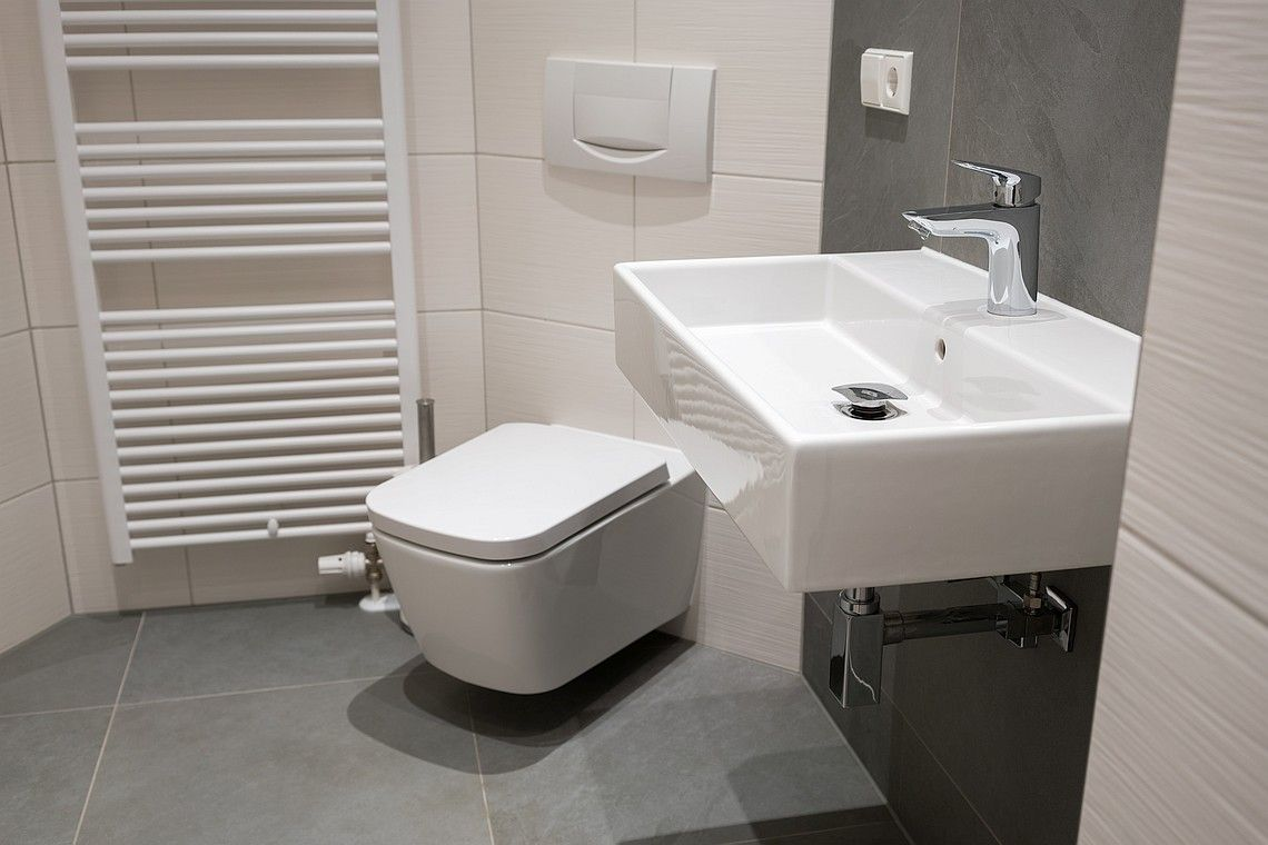 Kleines Bad optimieren mit den Profis Clever umbauen, rundum ...